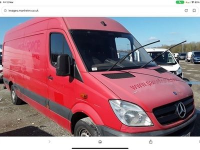 used Mercedes Sprinter 311 CDI LWB PV