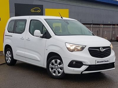 used Vauxhall Combo 1.5 Turbo D Energy 5dr [7 seat]