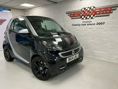 used Smart ForTwo Coupé Grandstyle Plus 2014