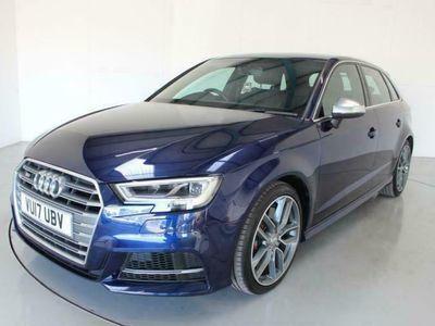 used Audi S3 Sportback