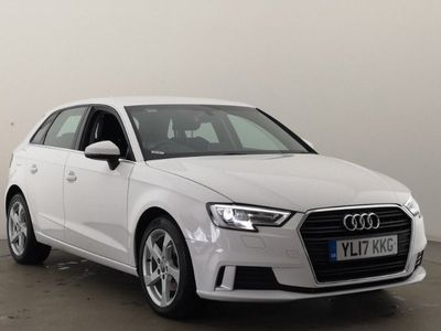 used Audi A3 1.0 TFSI Sport 5dr S Tronic