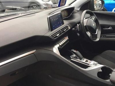 used Peugeot 3008 1.6 BlueHDi Active EAT (s/s) 5dr