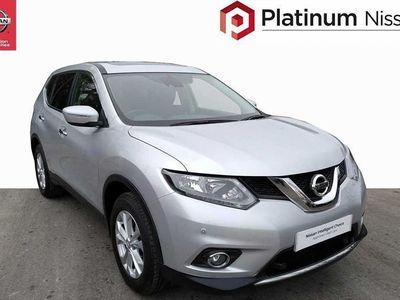 used Nissan X-Trail 1.6 DIG-T Acenta 5-Door Station Wagon Manual