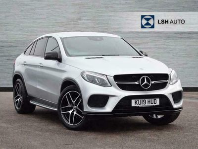 used Mercedes GLE350 D 4MATIC AMG NIGHT EDITION
