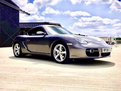 used Porsche Cayman 2.7 Tip 2008 Low Mileage !