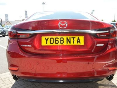 used Mazda 6 2.2d GT Sport Nav+ 4dr Auto Saloon Saloon 2019