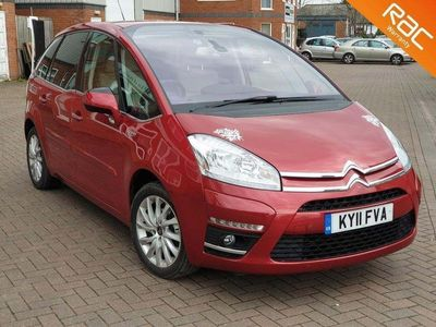 used Citroën C4 Picasso 1.6 e-HDi Exclusive EGS 5dr
