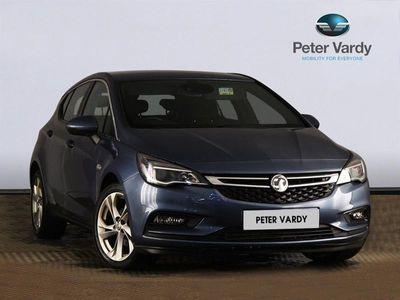 used Vauxhall Astra 1.0T 12V Ecoflex Sri Nav 5Dr