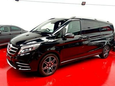used Mercedes V250 V-Class Estated AMG Line Extra Long 7G-Tronic Plus auto 5d