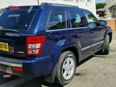 used Jeep Grand Cherokee 3.0 CRD Limited 4WD 5dr