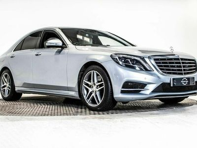 used Mercedes S350 S Class 3.0AMG Line (s/s) 4dr