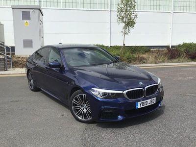 used BMW 520 5 Series i M Sport Saloon 2.0 4dr