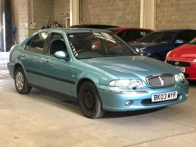 used Rover 45 1.8 Classic 4dr
