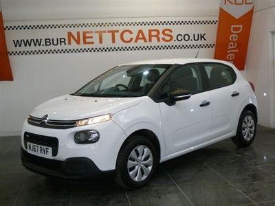 used Citroën C3 PURETECH TOUCH