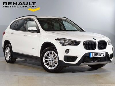 used BMW X1 Xdrive 18D Se 5Dr Step Auto