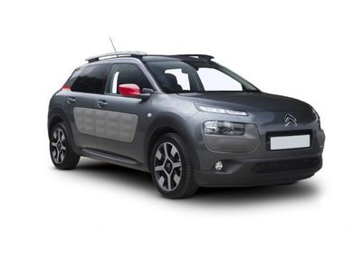 used Citroën C4 Cactus 1.6 Bluehdi Flair 5Dr [Non Start Stop]
