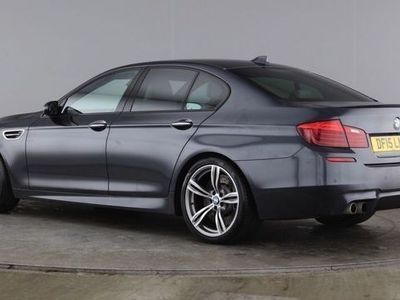used BMW M5 PETROL AUTOMATIC SALOON 4 DOORS