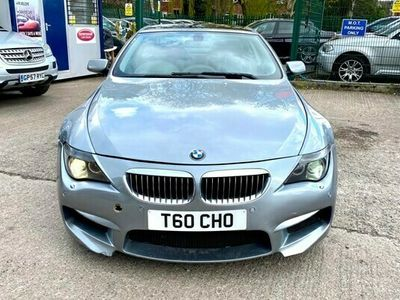 used BMW 645 6-Series Coupe Ci 2d Auto