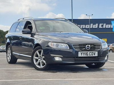 used Volvo V70 D4 [181] SE Lux 5dr Geartronic