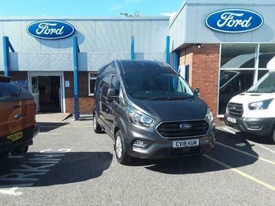 used Ford Custom Transit2.0 EcoBlue 170ps High Roof Limited Van