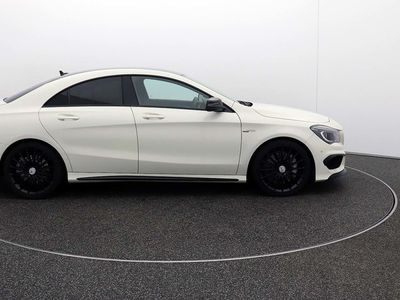 used Mercedes CLA45 AMG Cla Class AMG4MATIC for sale | Big Motoring World