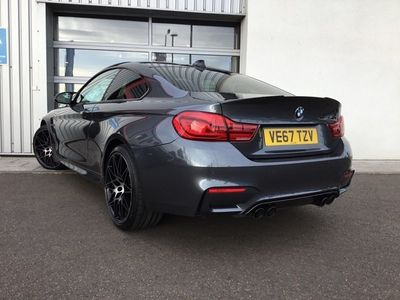 used BMW M4 M42dr DCT (Competition Pack) Coupe 2017