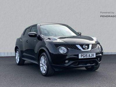 used Nissan Juke 1.6 Acenta Premium 5dr Xtronic