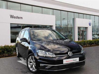used VW Golf MK7 Facelift 1.5 TSI (150ps) Match EVO Estate 5dr