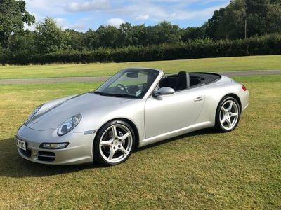 used Porsche 911 Carrera Cabriolet 911 3.6 997 PDK 2dr