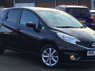 used Nissan Note 1.2 Dig-S Acenta 5Dr Auto