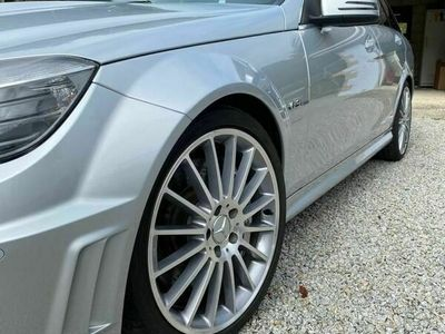 used Mercedes C63 AMG C Class 6.3AMG G-Tronic 5dr