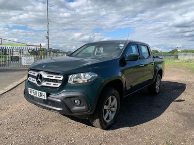 used Mercedes X250 X Class 2.3Progressive Double Cab Pickup 4dr Diesel Auto 4MATIC (190 ps)