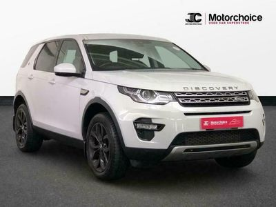 used Land Rover Discovery Sport 2.2 SD4 HSE Auto 4WD (s/s) 5dr