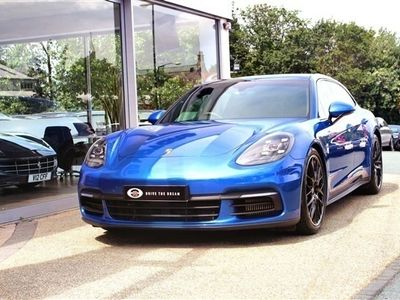 used Porsche Panamera 2.9T V6 4S Sport Turismo PDK 4WD (s/s) 5dr