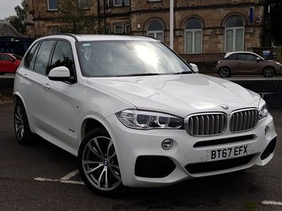 used BMW X5 xDrive50i M Sport