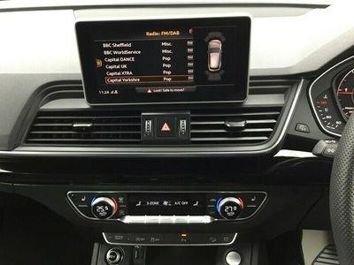 used Audi Q5 40 TDI Quattro Black Edition 5dr S Tronic