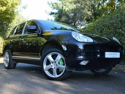 used Porsche Cayenne 4.5 S Tiptronic S AWD 5dr
