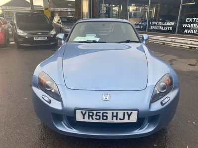 used Honda S 2000 S20002.0 i-VTEC GT 2drFSH+LOW MILEAGE+2 OWNERS+2 KEY Convertible 2006