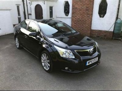 used Toyota Avensis 2.2 D-CAT T Spirit 4dr