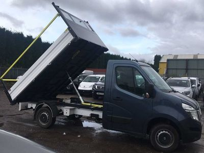 used Nissan NV400 2.3 Dci 130Ps H1 Se Chassis Cab