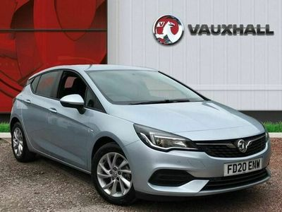 used Vauxhall Astra 1.5 Turbo D Business Edition Nav 5dr