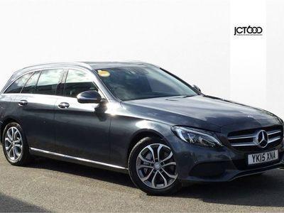 used Mercedes C250 C CLASS 2015 YeadonBlueTEC Sport Premium Plus 5dr Auto