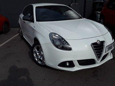 used Alfa Romeo Giulietta 1.4 TB MULTIAIR 150PS SPRINT 5DR