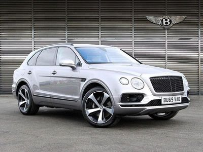 used Bentley Bentayga 4.0 V8 Mulliner Driving Spec 5dr Auto [City+Tour]
