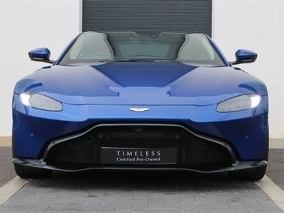 used Aston Martin Vantage 2dr ZF 8 Speed Coupe 2018