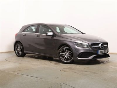 used Mercedes A180 A Classd AMG Line Auto 5-Door