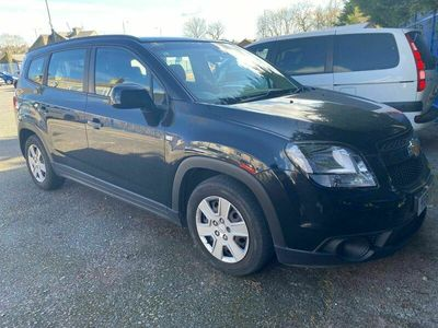 used Chevrolet Orlando 2.0 VCDi LS 5dr