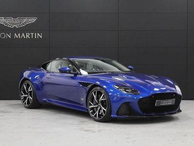 used Aston Martin DBS SUPERLEGGERA V12 SUPERLEGGERA 2DR TOUCHTRONIC AUTO