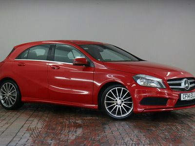 used Mercedes A200 A ClassBlueEFFICIENCY AMG Sport 5dr