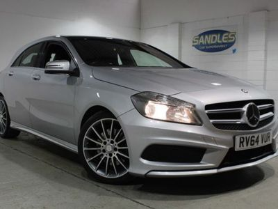 used Mercedes A250 A Class4Matic AMG Sport 5dr Auto Hatchback